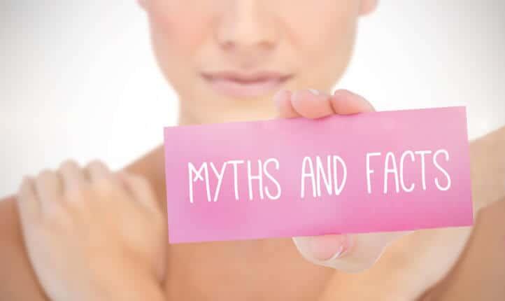Common fertility myths